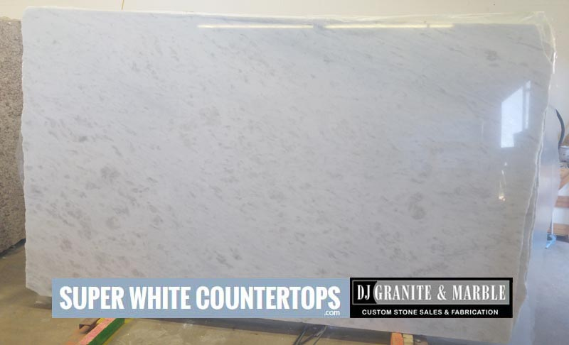 Super White Quartzite Countertop Sale Chicago Il Wi In