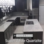 superwhite Kitchen dark- cabinets chicago il 3