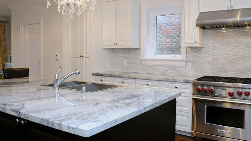 Super White Granite Countertops : Super white quartzite countertop sale chicago il wi in