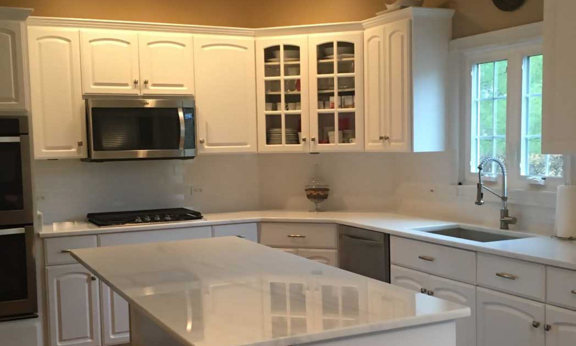 Super White Countertops